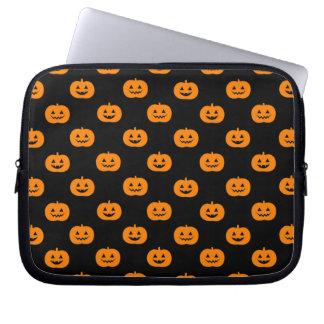 Jack O'Lantern Laptop Sleeve