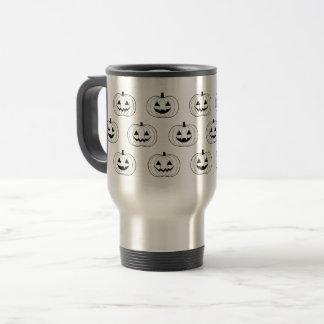 Jack O'Lantern Travel Mug