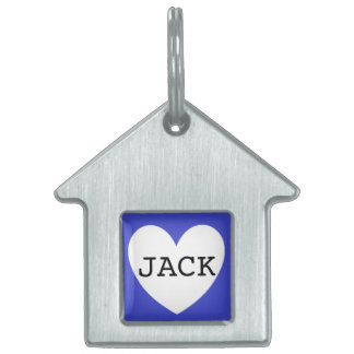 ❤️  JACK pet tag by DAL
