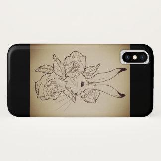 Jack Rabbit iPhone X Case