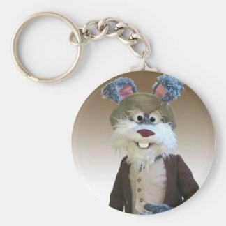 Jack Rabbit Keychain