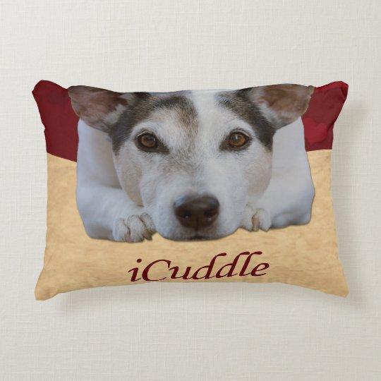 Jack Russel iCuddle Decorative Cushion