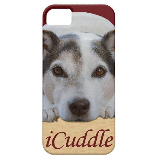 Jack Russel iCuddle iPhone 5 Case