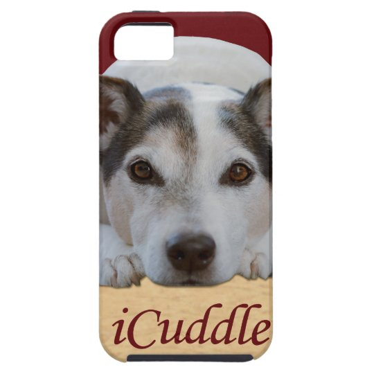 Jack Russel iCuddle iPhone 5 Cover