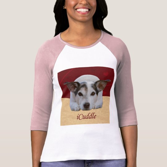 Jack Russel iCuddle T-Shirt