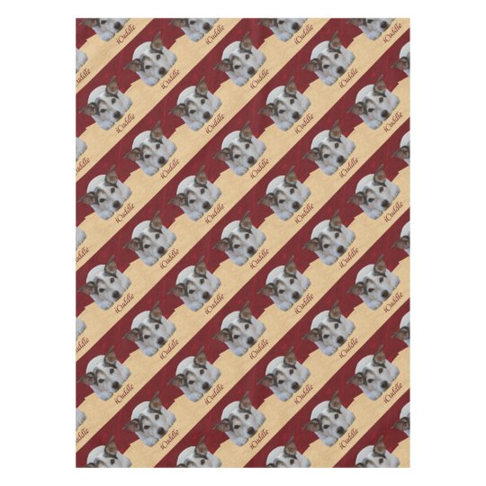 Jack Russel iCuddle Tablecloth