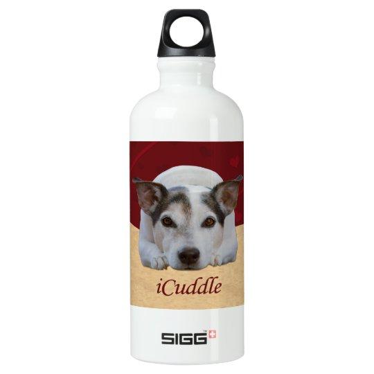 Jack Russel iCuddle Water Bottle