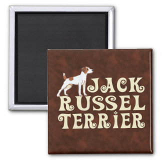 Jack Russel Refrigerator Magnet