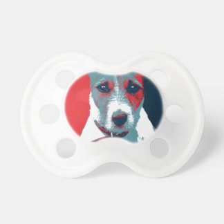 Jack Russel Terrier Political Hope Parody Dummy