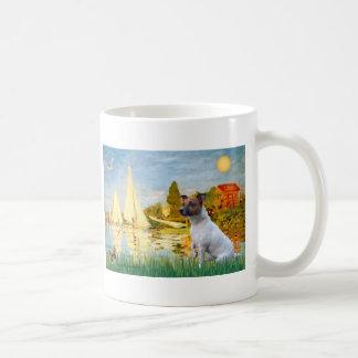 Jack Russell 6 - Sailboats 2 Coffee Mug