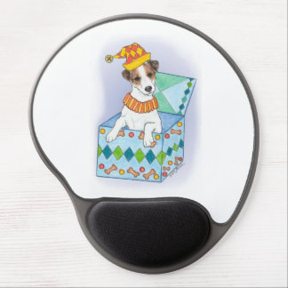 Jack Russell in the Box Gel MousePad