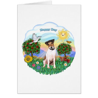 Jack Russell Terrier 1 (1) Card