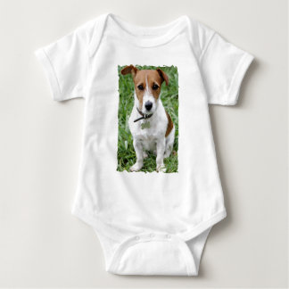 Jack Russell Terrier Baby Shirt