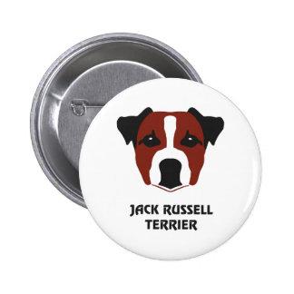 Jack Russell Terrier botton Botons