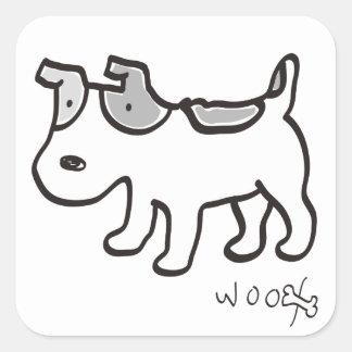 Jack Russell Terrier Chiro Sticker