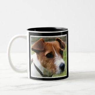 Jack Russell Terrier Customisable Mug