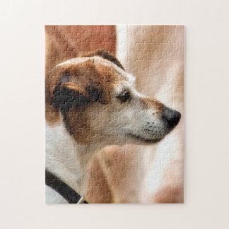 JACK RUSSELL TERRIER DOG JIGSAW PUZZLE