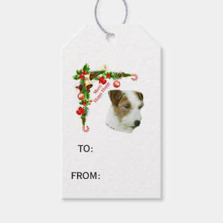 Jack Russell Terrier Gift Tags