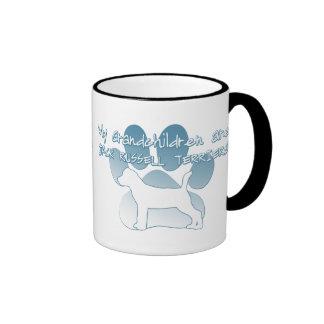 Jack Russell Terrier Grandchildren Mug