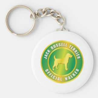 Jack Russell Terrier Key Ring