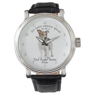 Jack Russell Terrier Mom Watch