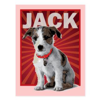 Jack Russell Terrier Pet Owner Postcard