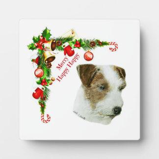 Jack Russell Terrier Plaque