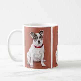 Jack Russell Terrier Portrait Mug