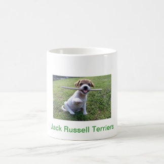 Jack Russell Terrier Puppy Mug