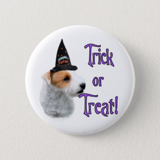 Jack Russell Terrier Trick 6 Cm Round Badge