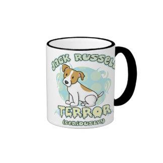 Jack Russell Terror Mug