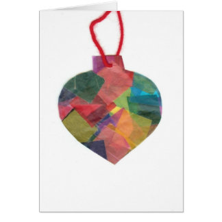 Jack s Colorful Ornament Greeting Card