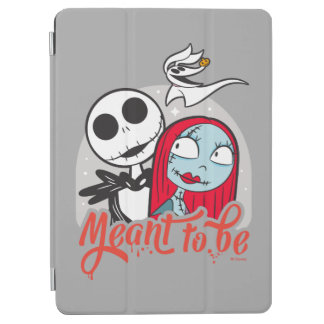 Jack & Sally | Meant to Be iPad Air Cover