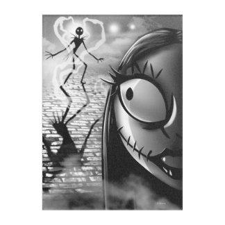 Jack & Sally | Misfit Love Acrylic Wall Art