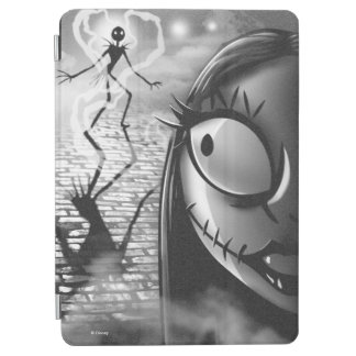 Jack & Sally | Misfit Love iPad Air Cover