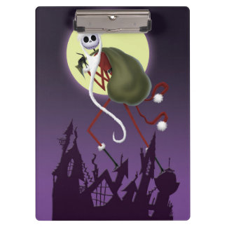 Jack Skellington | ...And To All A Good Fright! Clipboard