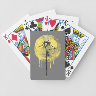 Jack Skellington   Cheers to Fears Bicycle Playing Cards
