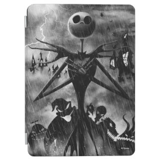 Jack Skellington | Ghostlike Charm iPad Air Cover