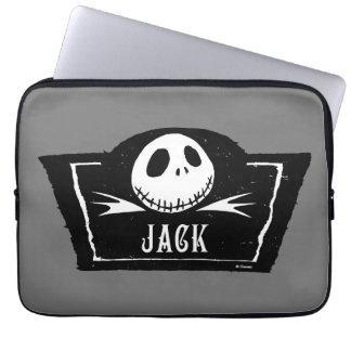Jack Skellington | Headstone Laptop Sleeve