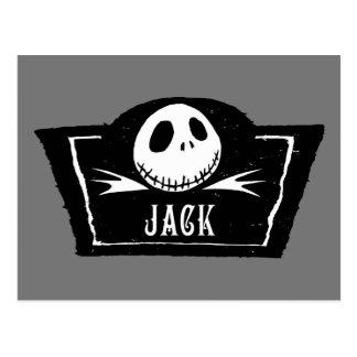 Jack Skellington | Headstone Postcard