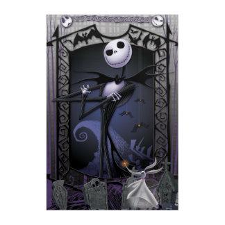 Jack Skellington | King of Halloweentown Acrylic Print