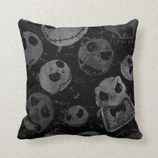 Jack Skellington Pattern Cushion