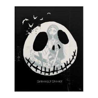 Jack Skellington | Seriously Spooky Acrylic Wall Art