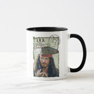 Jack Sparrow Adventure Mug