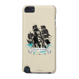 Jack Sparrow - Trickster of the Caribbean iPod Touch 5G Case