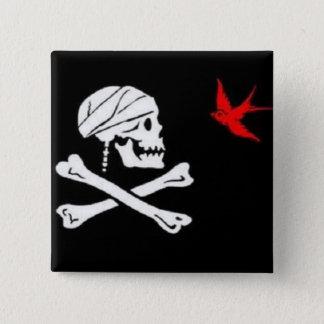 Jack Sparrow's Pirate Flag Button