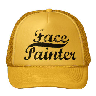 Jack Splat Yellow Cap