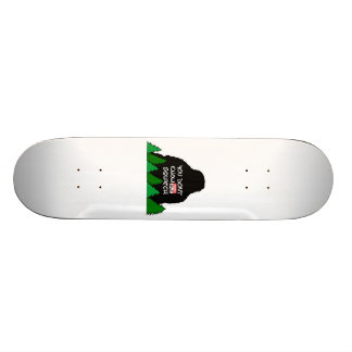Jack Squatch 19.7 Cm Skateboard Deck