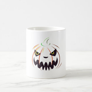 Jack The Lantern Halloween White Mug