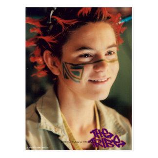 Jack The Tribe Postcard